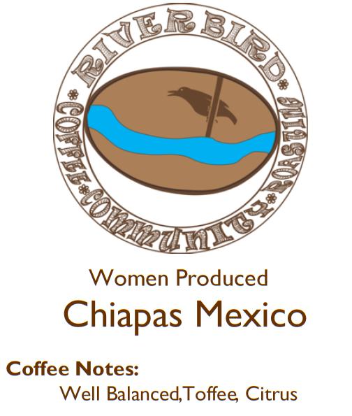 River Bird Coffee; Mexico